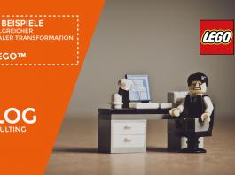 Digitale Tranformation Beispiel Lego