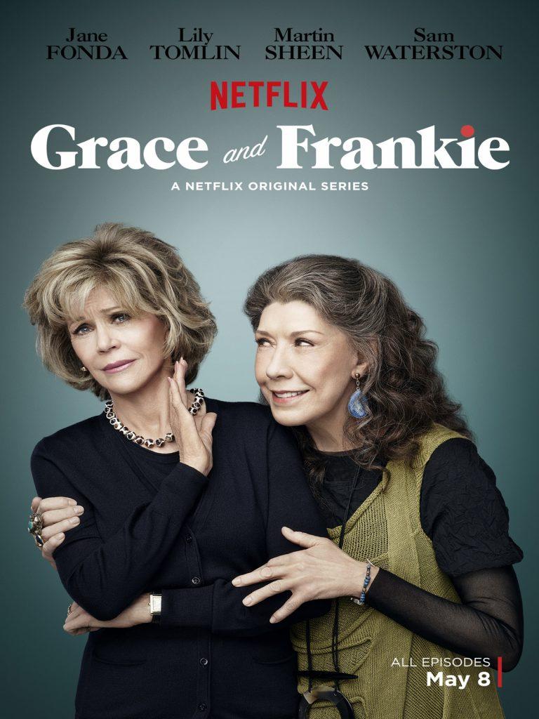 Netflix Original: Grace and Frankie