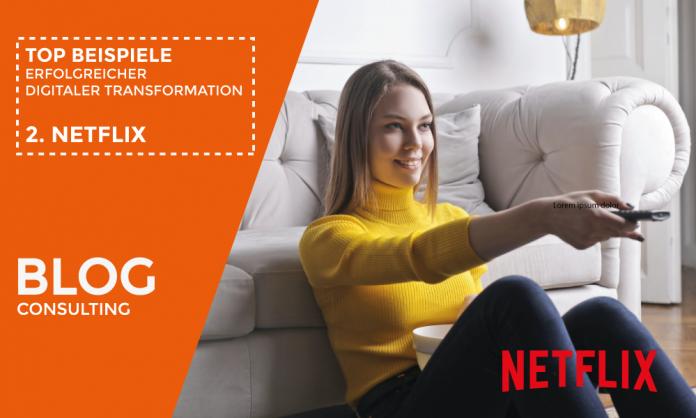 Top Beispiel: Netflix
